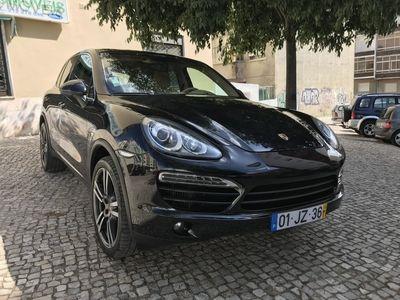 used Porsche Cayenne 3.0 Platinium Edition
