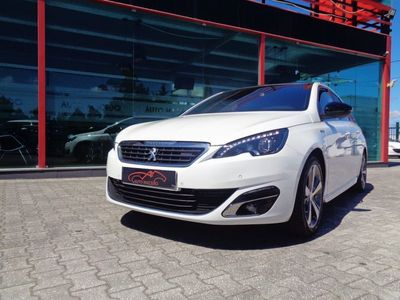 usado Peugeot 308 SW hdi Gt-Line