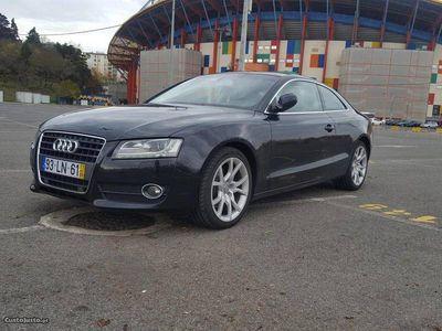 usado Audi A5 2.0TDI Coupe NACIO.
