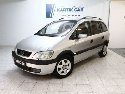 usado Opel Zafira 1.6 16V Elegance