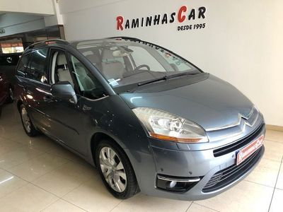 usado Citroën Grand C4 Picasso 1.6 HDI CMP 6 EXCLUSIVE
