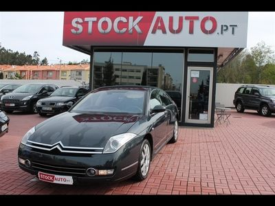 usado Citroën C6 2.2 HDi Exclusive (170cv) (4p)
