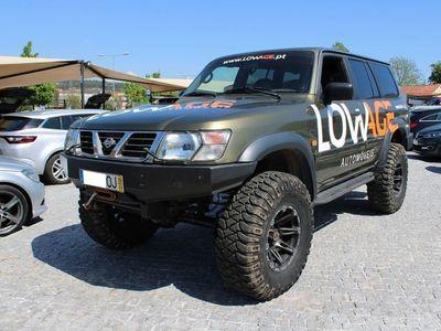 usado Nissan Patrol 2.8 GR SE Longo