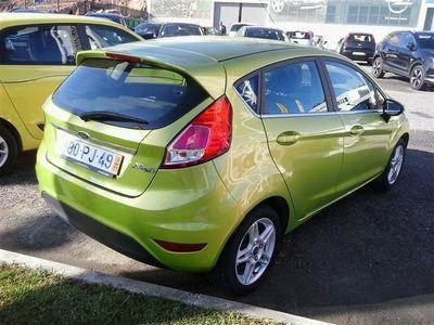 usado Ford Fiesta 1.5 TDCi Titanium (75cv) (5 lug) (5p)