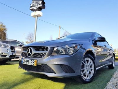 usado Mercedes CLA180 Classe CLA