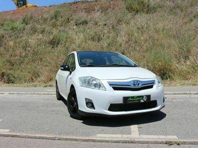 usado Toyota Auris 1.8 HSD P.Te.+17+E.Al.+Navi