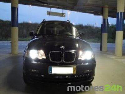 usado BMW 320 Série 3 D TOURING PACK ///M