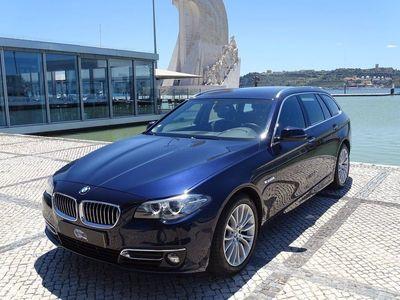 usado BMW 520 DA Touring Nacional