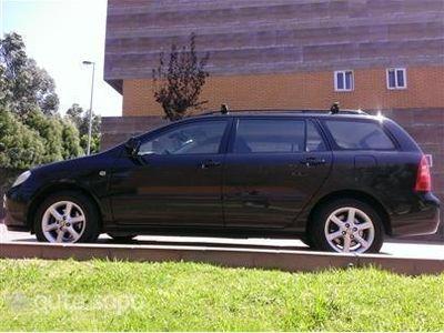usado Toyota Corolla SW 1.4 D-4D Sol (90cv) (5p)