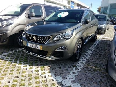 usado Peugeot 3008 - Usado1.5 BlueHDi Allure Baixo Consumo