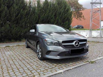 usado Mercedes CLA180 garantia Mercedes