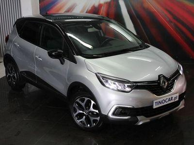 usado Renault Captur 0.9 TCe Exclusive | LED | GPS