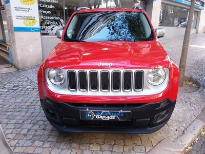 usado Jeep Renegade ---