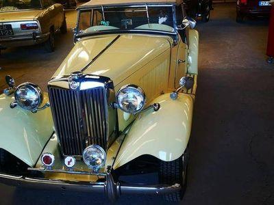 usado MG TD 1952