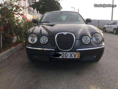 usado Jaguar S-Type turbo