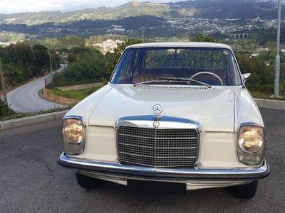 usado Mercedes 220 W115/8 Sedan Nacional