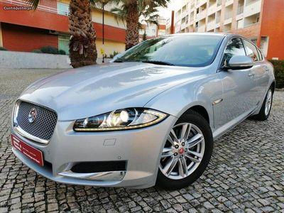 usado Jaguar XF 2.2D Premium LUXURY