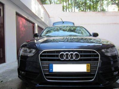 usado Audi A4 Avant Sport Nacional