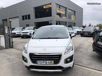 usado Peugeot 3008 1.6 BLUEHDI