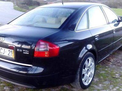 usado Audi A6 2.5 tdi v6 180 CV - 01