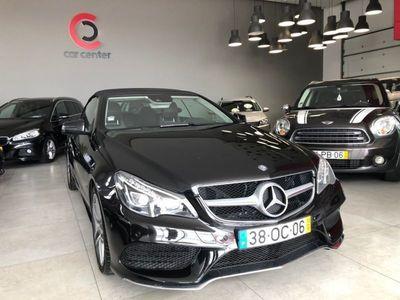 usado Mercedes E250 CDi BlueEfficiency Auto