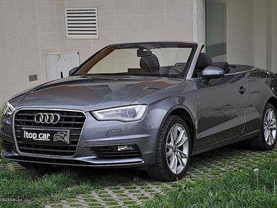 gebraucht Audi A3 Cabriolet 1.6 TDI