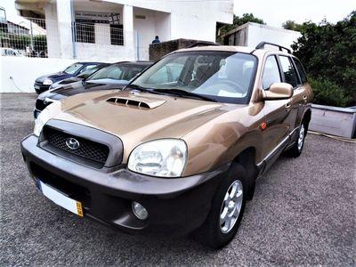 usado Hyundai Santa Fe 2.0CRDi 112CV Family