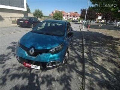 usado Renault Captur 1.5 dCi #Captur (110cv) (5p)