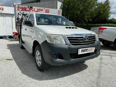 usado Toyota HiLux 2.5 D4d 4x4 5 lug 140cv