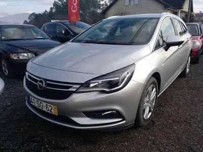 usado Opel Astra Sports Tourer 1.0 - 105CV Edition GPS