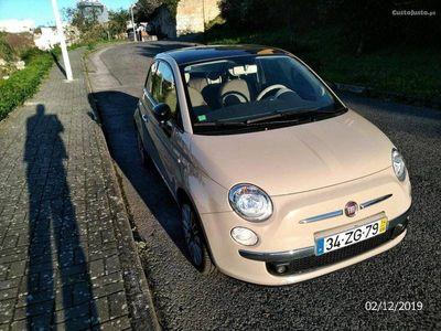 usado Fiat 500 long