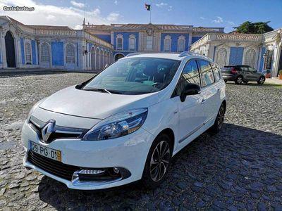usado Renault Grand Scénic 1.5DCi BOSE EDITION