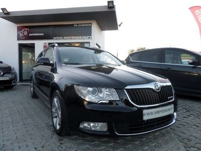 used Skoda Superb Break 1.6 TDI ELEGANCE GREENLINE