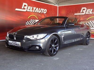 usado BMW 420 Cabrio dA Sport