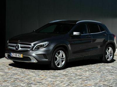 usado Mercedes GLA200 ---