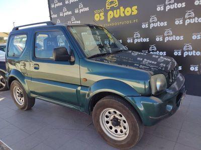 usado Suzuki Jimny Metal top
