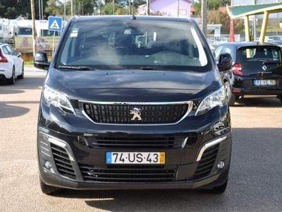 usado Peugeot Traveller 1.6 Bluehdi
