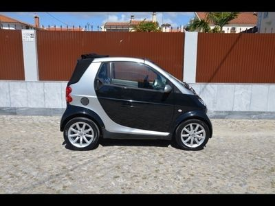 usado Smart ForTwo Cabrio