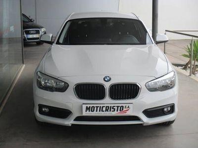 usado BMW 116 D Advance Gps