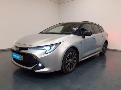 usado Toyota Corolla COROLLATouring Sports 1.8 Hybrid Square Collection