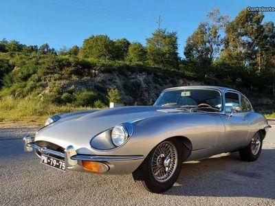 usado Jaguar E-Type 4.2 FHC