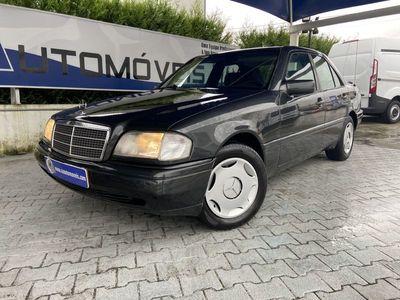 usado Mercedes C220 ---