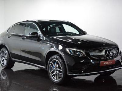 usado Mercedes GLC350 e Coupé AMG Hybrid Plug-In