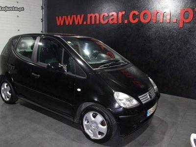 usado Mercedes A170 CDI Avantgarde
