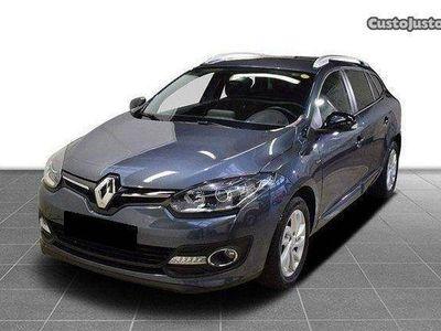 usado Renault Mégane Break 1.5 DCI, GPS