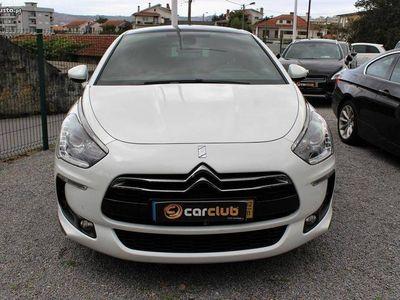 usado Citroën DS5 2.0 hdi Hybrid4 -