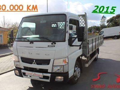 brugt Mitsubishi Canter FUSO 3S13 // CX MANUAL // 2015 // 30.000 KM
