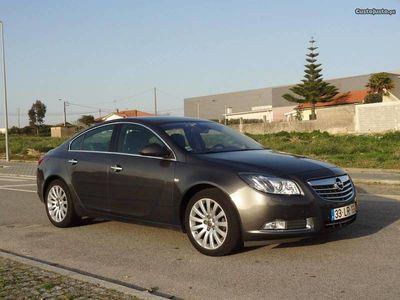 brugt Opel Insignia COSMO 2.0 CDTi 130cv