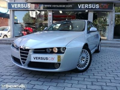 brugt Alfa Romeo 159 sportwagon 1.9 JTDM 16 V