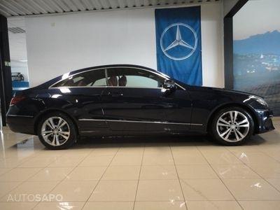 usado Mercedes E220 ClasseBlueTEC (170cv) (3p)